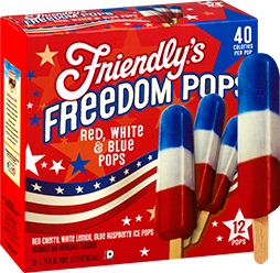 Freedom Pops packaging