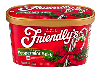 Peppermint Stick packaging