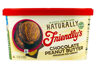 Chocolate Peanut Butter packaging