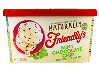 Mint Chocolate Chip packaging