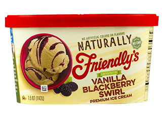Vanilla Blackberry Swirl packaging