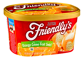 Fruit Swirls Orange Creme Swirl packaging