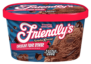 SundaeXtreme(R) Chocolate Fudge Brownie packaging