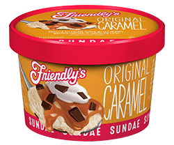 Original Caramel Sundae Cup packaging