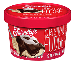 Original Fudge Sundae Cup packaging