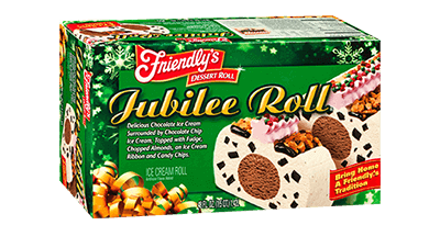Jubilee Roll packaging