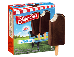 Vanilla Ice Cream Bar