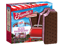 Black Raspberry Friendwich