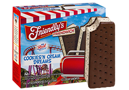 Cookies 'n Cream Dreams Friendwich