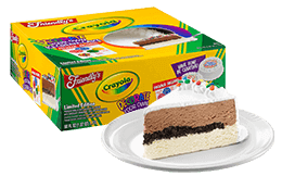 Celebration Ice Cream Cakes CrayolaTM Cake