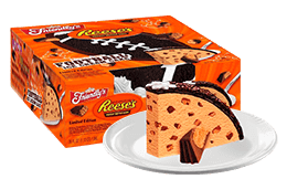 Limited Edition Reese's(R) Football Ice Cream Cake