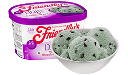 Smooth Churned Light Mint Chocolate Chip