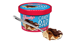 Candy Bar Sundae Cup
