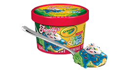 Crayola(TM) Color Me Sundae Cup