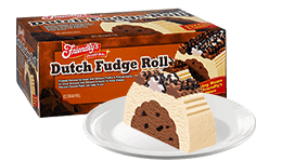 Dutch Fudge(R) Roll