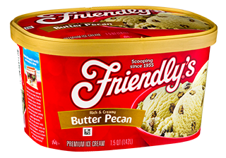 Butter Pecan packaging