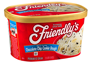 Chocolate Chip Cookie Dough packaging