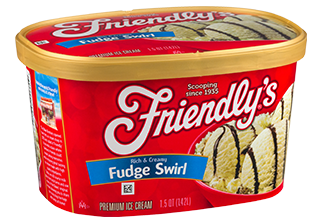 Fudge Swirl packaging