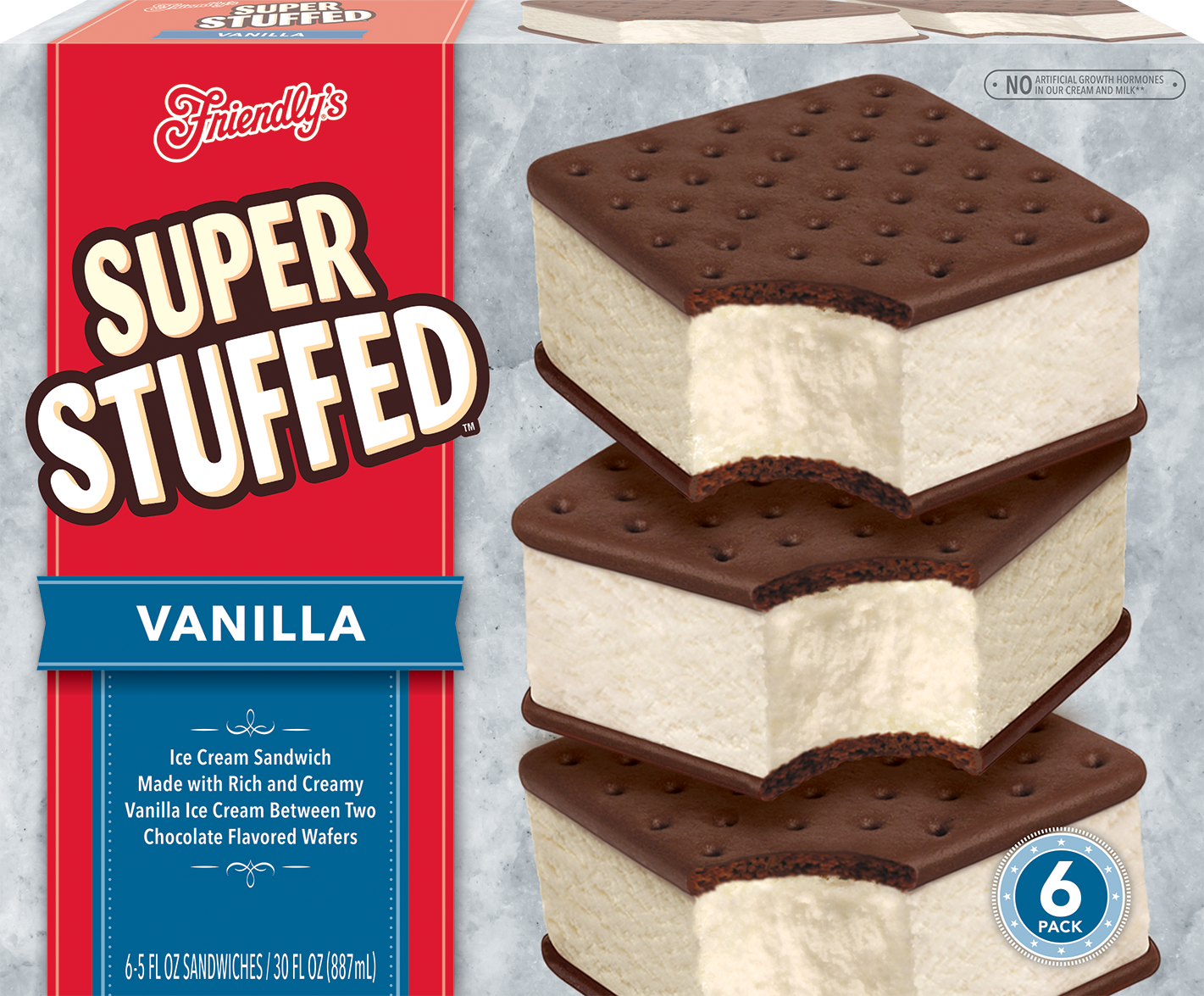 Vanilla Super Stuffed